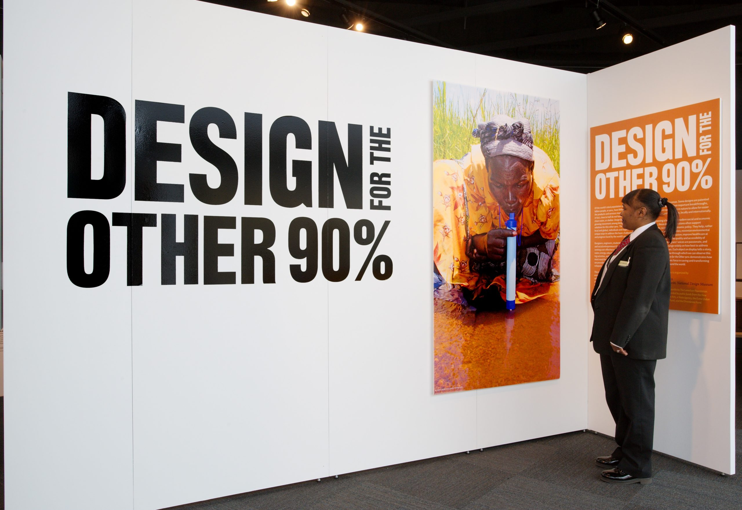 the other 90 percent exhibition preview